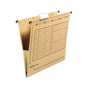 A4 Hängeregistraturen|Herlitz Ausführung:Hängeregistratur Menge:25er Pack: Amazon.de: Bürobedarf & Schreibwaren