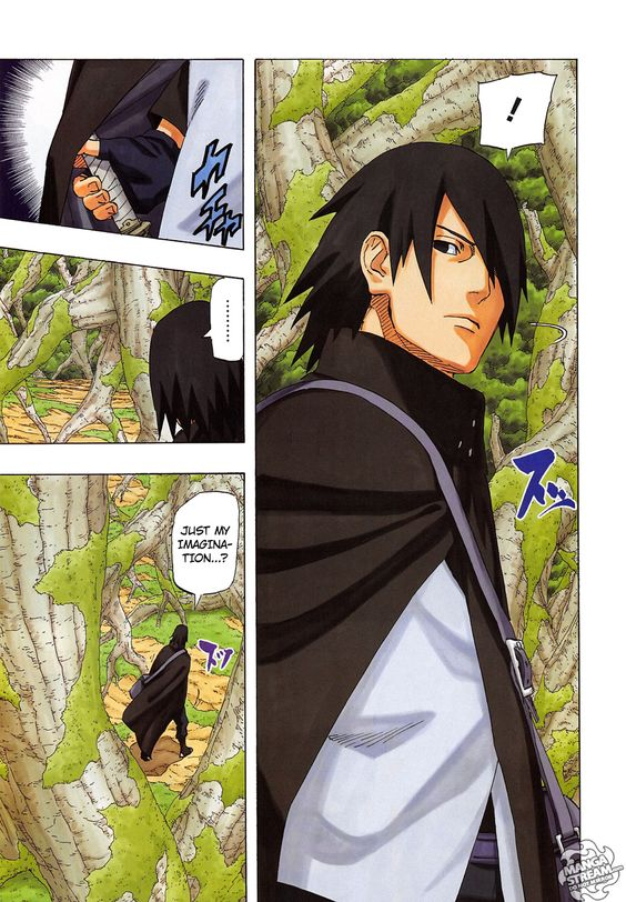 Naruto 700 page 22 manga stream sasuke in the - Adult manga 2 ...