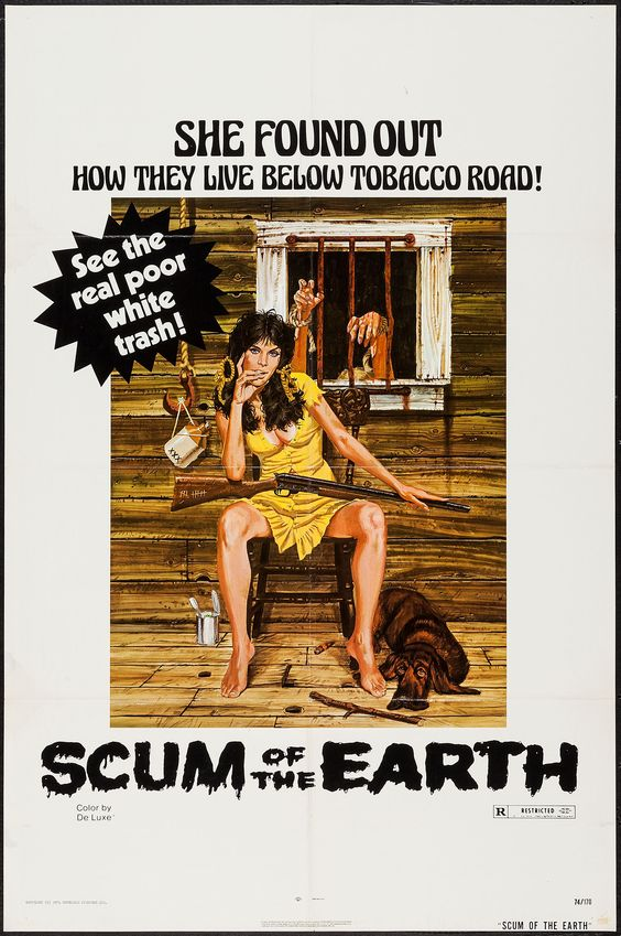 Scum of the Earth (1974)