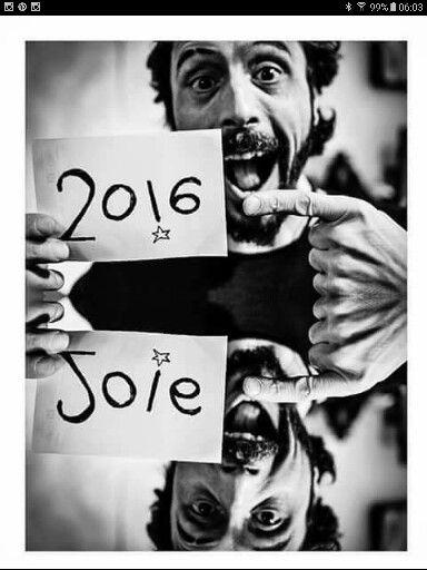 Happy New year 2016 #joie #joy #alegria