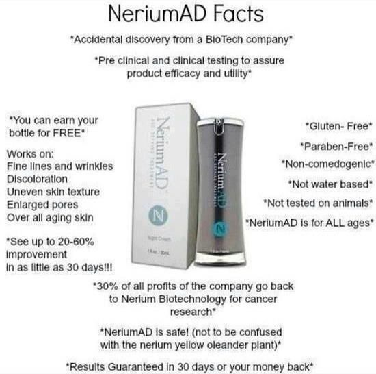 A simple lotion has become the answer for true beauty  For more information visit: www.mybeautywithin.nerium.com