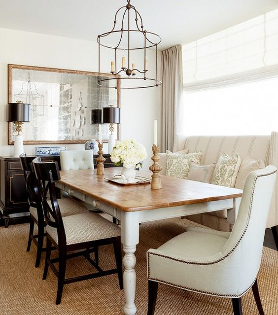 tall lamps wooden dining tables and new york on pinterest