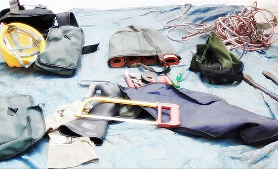 É obrigação de o colaborador manter os equipamentos e ferramentas em condições de uso.