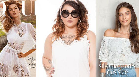Elegemos o tecido laise como o pano mais charmoso do guarda-roupa! Inspire-se em looks.