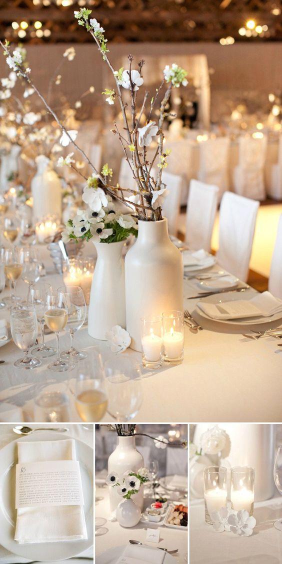 Decoración de mesas de Boda www.egovolo.com
