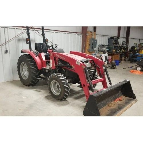 2014 Mahindra 4035 For Sale In Enid Ok 73703 Sale Equipment