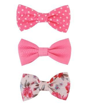 I love a good bow tie.  Take notes