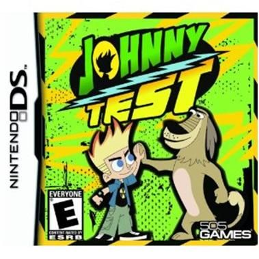 Nintendo DS Game Review : Johnny Test  This is the item for NINTENDO DS, need others, visit amazon to make purchase, link is added