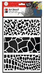 Material   Für die Herstellung von Stencil - Schablonen für Schokoladentortenrand und White Chocolate Case werden flexible, aber dennoch...