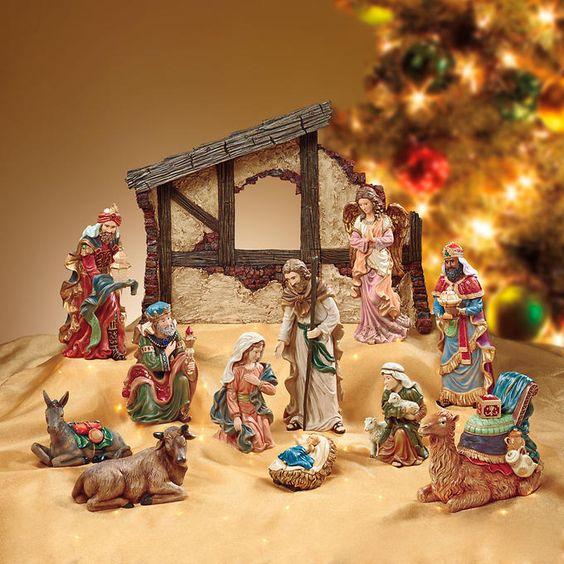 7edee001828c6de3b09e63daf5c23d6f christmas nativity set nativity sets