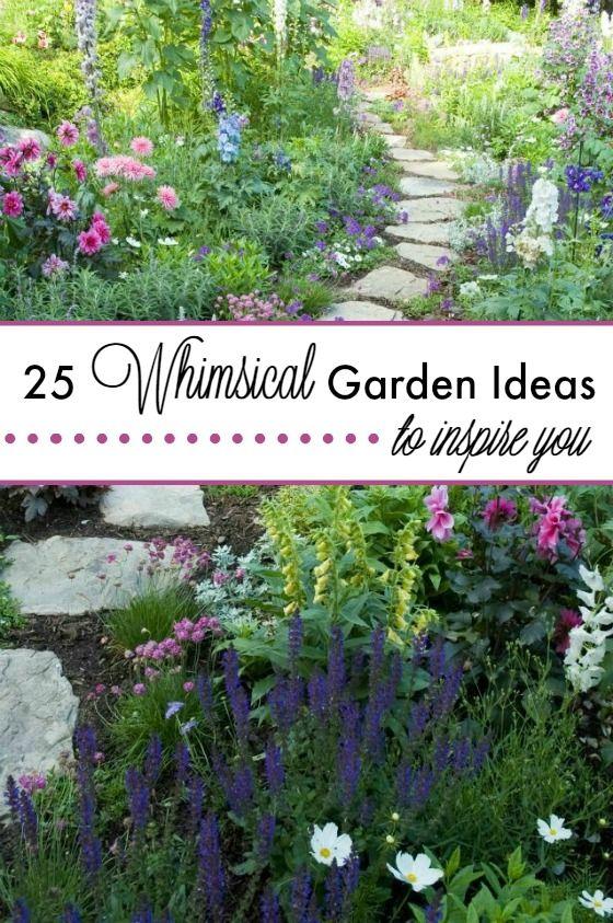 25 Whimsical Garden Ideas To Inspire You Garden Ideas