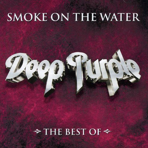 Deep Purple – Smoke on the Water (single cover art)