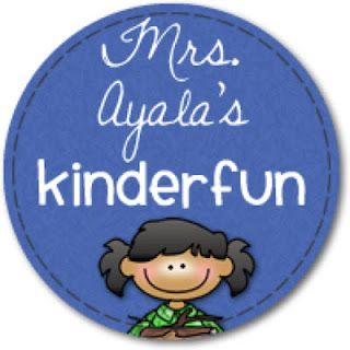 Thank you everyone! I reached 1,000 likes last night!!! Do you have a facebook fan page? Let me know so that i can follow you back! Follow me on facebook!!! Mrs. Ayala's Kinder Fun
