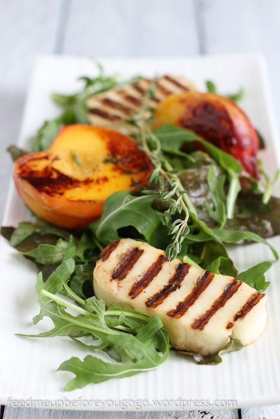 Pfirsich-Halloumi-Salat-1