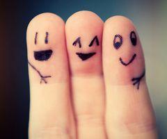 BFF: My Friend, Best Friends, Bestfriends, Finger Friends, Bff S, Friends Forever, Bffs, Group Hug, Finger Art