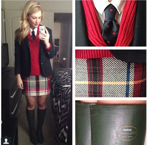 Private School Preppy Look And Schools On Pinterest