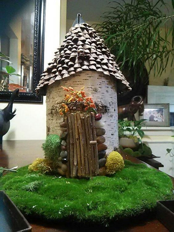 Fairy House D.I.Y