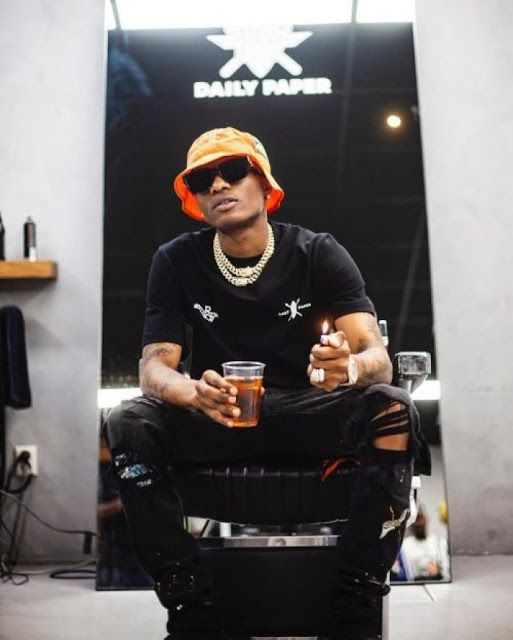 Pin On Wizkid And Hushpuppi Party Together In Dubai