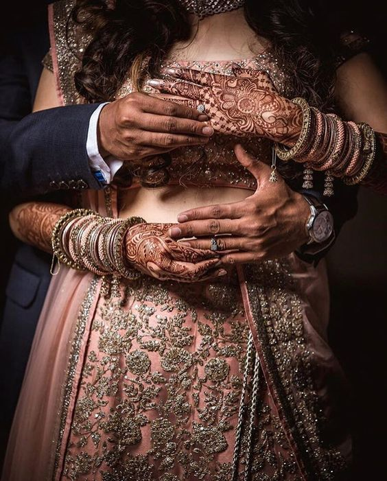 Want such cute photos? Find your #wedding #indianwedding #candid #couple #couplegoals #photography #photographer #shots #photoshoot #photoideas #shaadisaga #engagement #ring #holdinghand