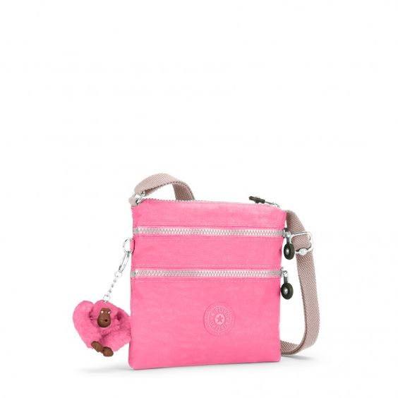 #Kipling #Alvar in gorgeous pink. Bubble Gum Collection