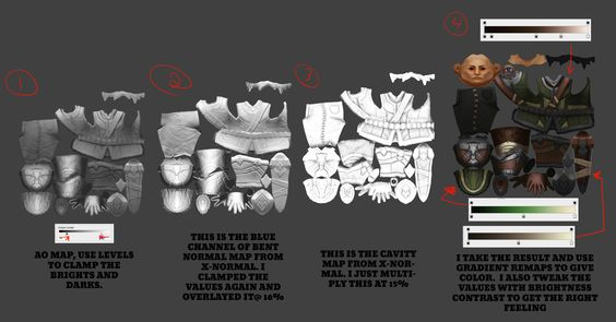 \Indie Character Artist dump - Page 2 - Polycount Forum