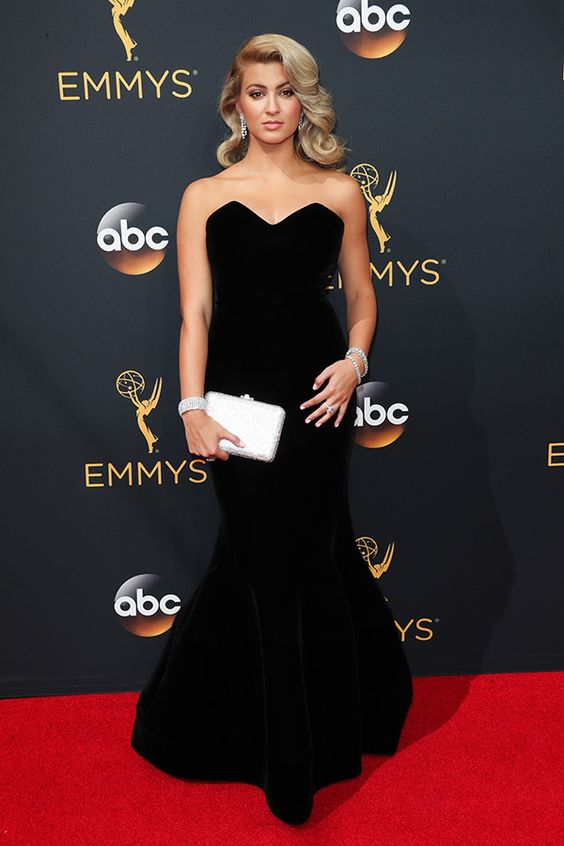 Heidi Klum in Michael Kors attends the 68th Primetime Emmy Awards: