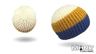 Mütze häkeln für Anfänger MyBoshi Tokai Mütze Häkelanleitung - YouTube