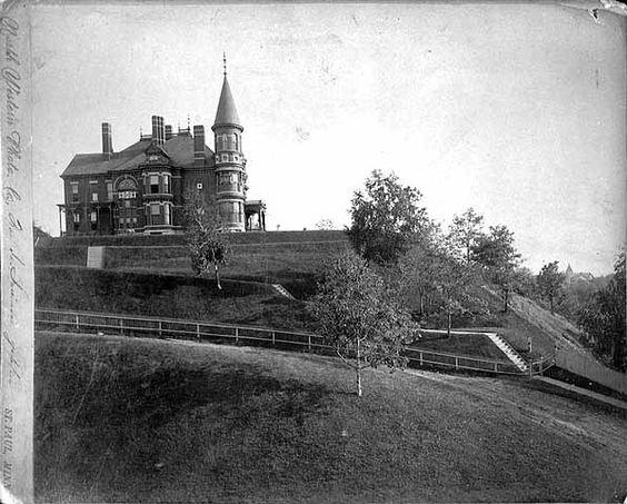 Hamms Mansion 1889 Victorian House Restoration Hamm