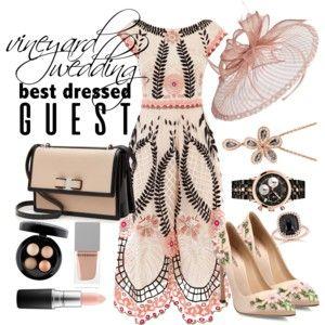 Mejor Vestido: Rosa clásico y Negro
