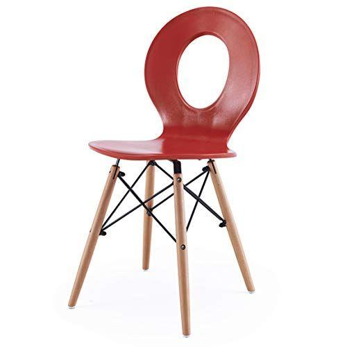 Lrw Leisure Chair Simple Home Chair Modern Fashion Plastic