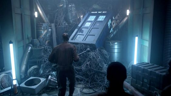 (8) journey to the centre of the tardis | Tumblr