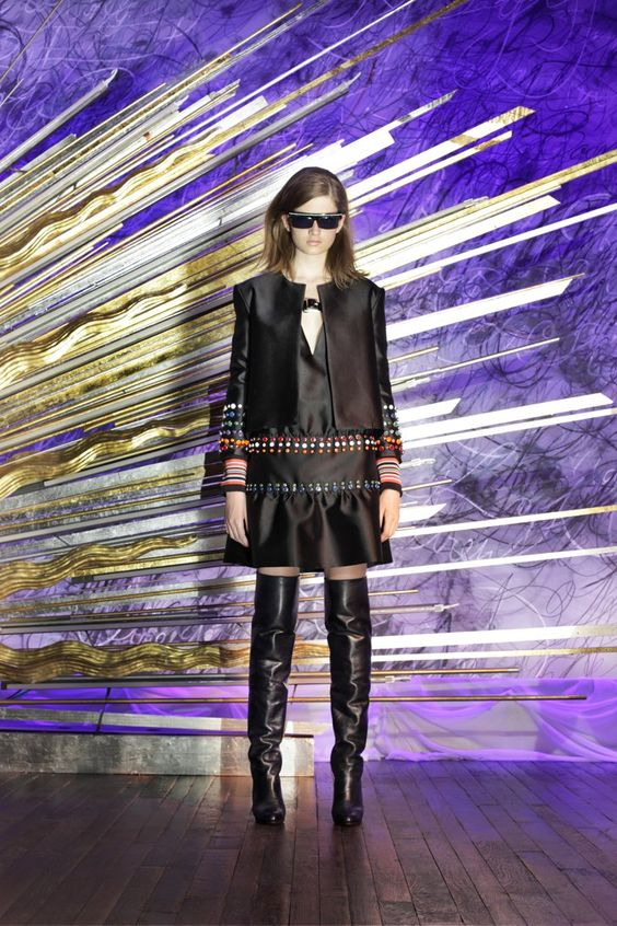 Pin for Later: Autumn in 100 Outfits: The Must-See Looks From the Major Fashion Weeks Cynthia Rowley Autumn/Winter 2014