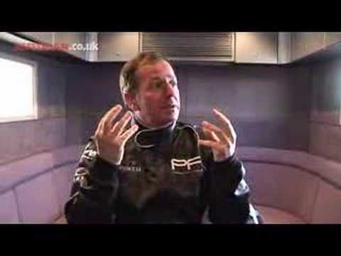 Chris Harris drives an F1 car - part 3 - by Autocar.co.uk