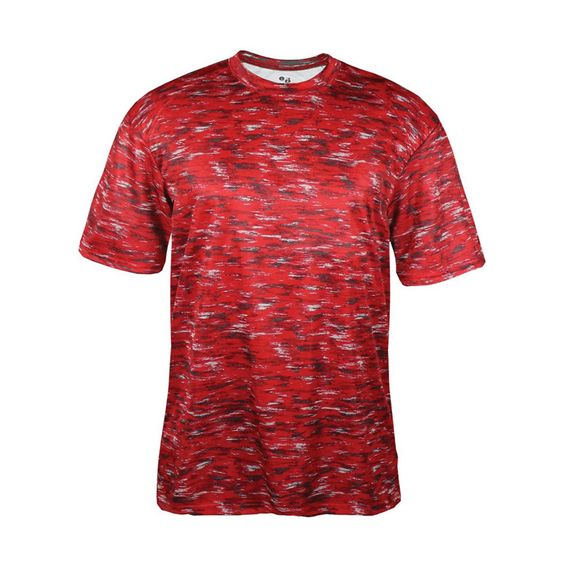 Badger Youth Static Performance T-shirt