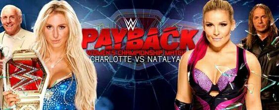 Flair vs. Hart