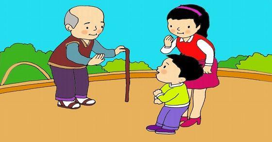 Những quy tắc ứng xử cha mẹ nên dạy con