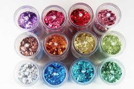 martha stewart glitters.. make me happy.