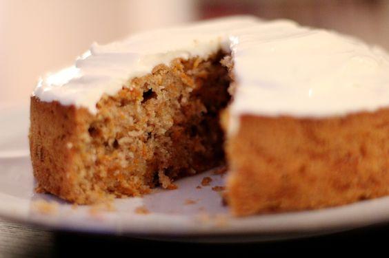 Recette Carrot Cake, Les Jolis Mondes