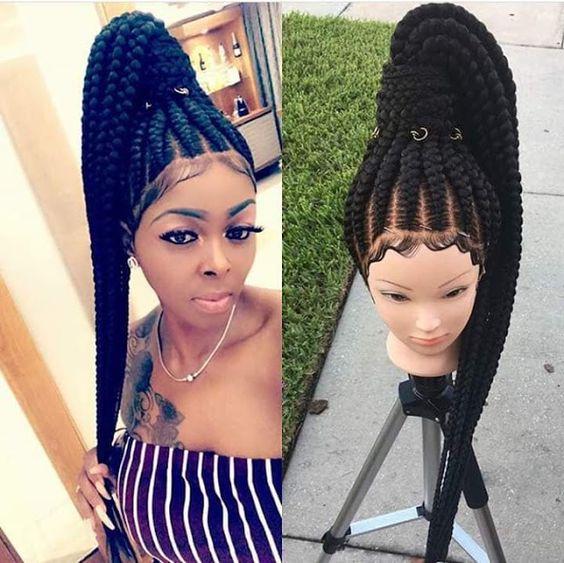 2019 Beautiful Braids to Copy