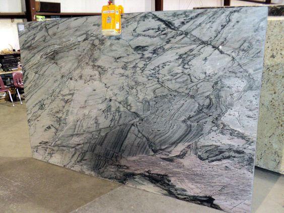 Wild Pearl Quartzite slab 2389