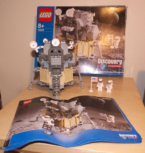 apollo spaceship lego - photo #6