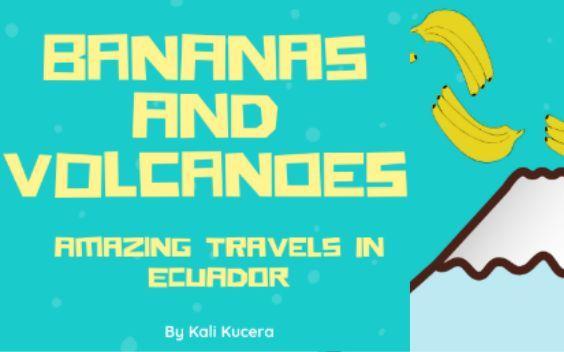 bananas and volcanos e-book