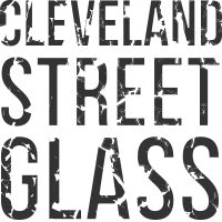 Cleveland Street Glass creates jewelry from auto glass swept right off the streets from car break-ins. Each piece is completely unique, showing off the natural breaks and aqua hues of the shattered glass in one-of-a-kind necklaces, rings, and earrings. Cleveland Street Glass is a project by Deanna Dionne, a freelance graphic and website designer. |Keep It Local Cleveland|