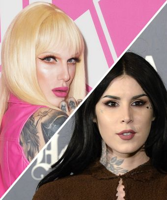 Jeffree Star Reaction Video, Kat Von D Twitter Battle: