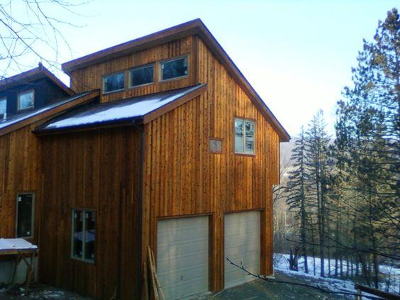 Cedar Siding Modern Homes And Modern On Pinterest