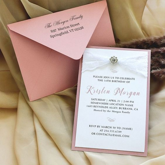 Wedding Etiquette: Answers to Return Addressing on Wedding Invitation