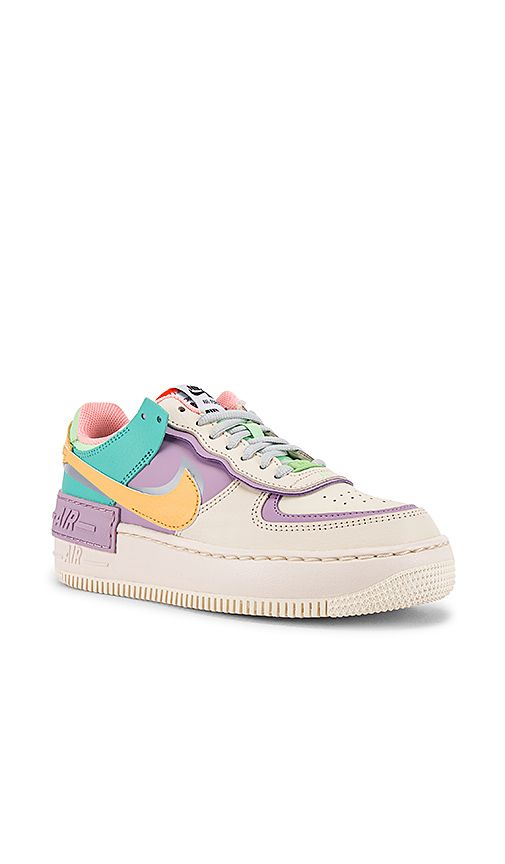 nike air force 1 shadow pale ivory femme