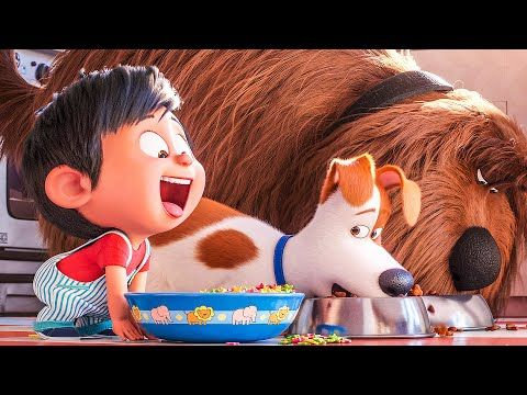 The Secret Life Of Pets 2 11 Minutes Clips Trailers 2019 Youtube Secret Life Of Pets Secret Life Pets