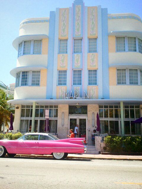 #Miami Art Deco #Florida http://VIPsAccess.com/luxury-hotels-miami.html  Mercy me....