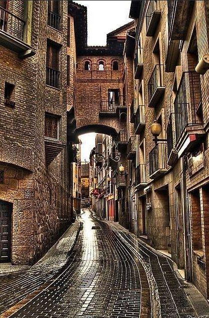Argensola en Barbastro, provincia de Huesca- España